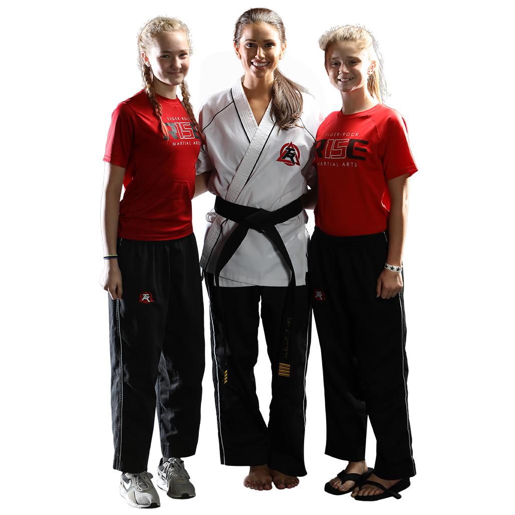high school and college taekwondo tx