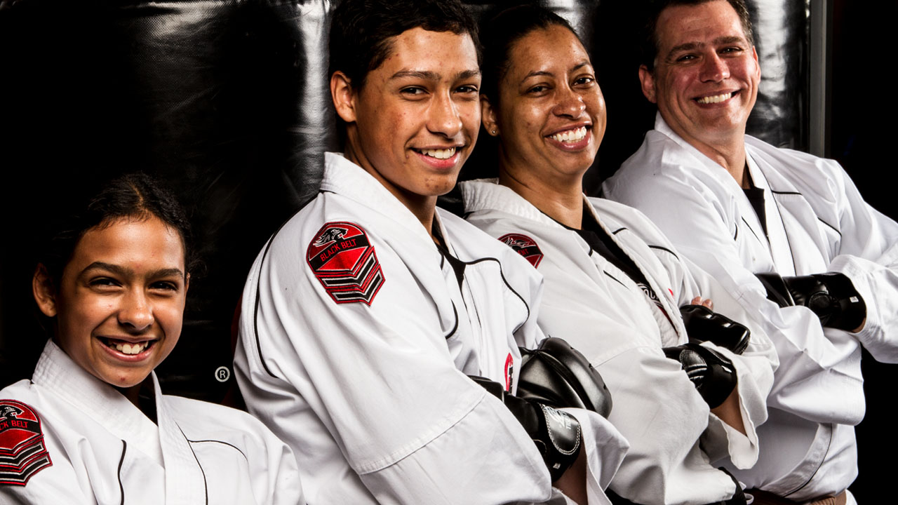 midcounty martial arts for families