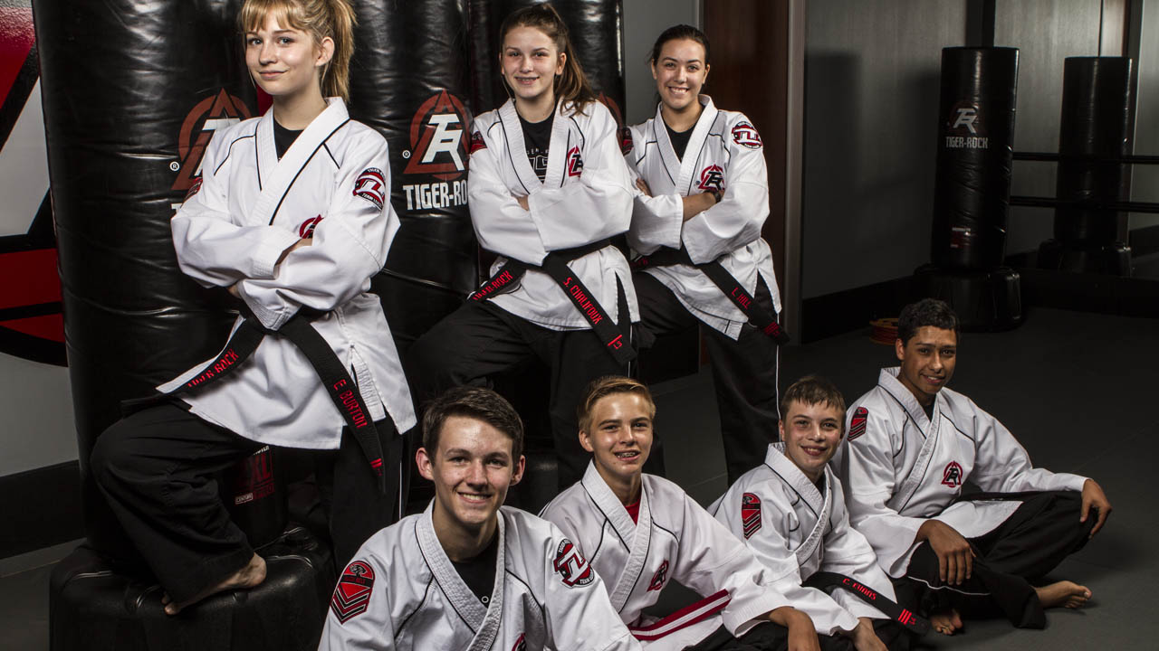 nederland teen and adult martial arts